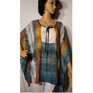 NY Collection Tunic Blouse